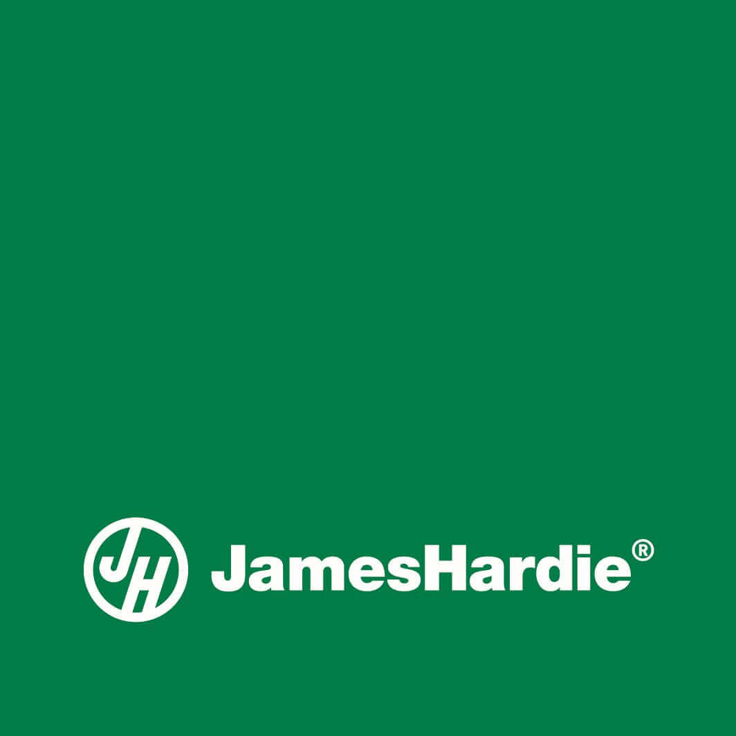 JamesHardie Logo green